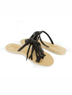 L*Space - L*space By Cocobelle Fringe Sandal #thewateriswaiting #SWELLivin