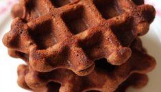 Gofre keto cu cacao