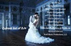 Looking for a DJ for your special day? Stop by and see the DJs at the show! Show Us, Weather, Bridal Show, Dj, Special Day, Weather Crafts