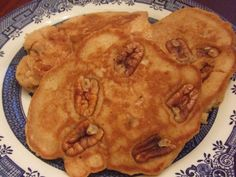 Rooibos Brulee Pancakes