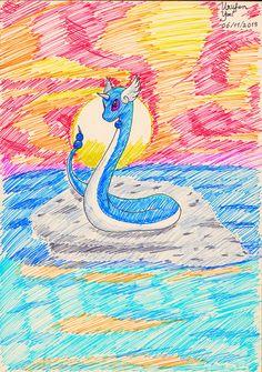 Pokemon: Dragonair