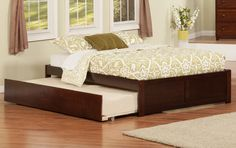 Trundle Guest Extra Bed
