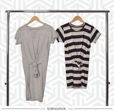 A t-shirt longa é o hit da temporada, e aqui você encontra em várias cores e estampas. #moda #look #outfit #tshirt #listras #shop #tendência #novidade #lançamento #loja #online #ecommerce #lnl #looknowlook