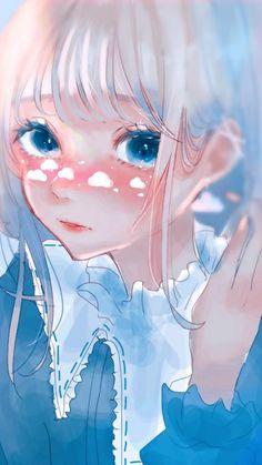 Pretty Anime Girl, Beautiful Anime Girl, Anime Art Girl, Cartoon Art Styles, Cute Art Styles, Handsome Anime, Anime Life, Kyuhyun, Pretty Art
