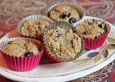 Homemade Gluten-Free Blueberry Muffins | Reboot With Joe