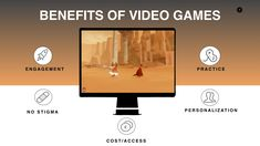 There are a whole lot of scientifically valid reasons to use video games as engines of emotional change. As promised, I've summarized the main reasons below. But before diving into that list, it's… Computer Video Games, Gaming Computer, Peer Learning, Video Game Addiction, Psychological Science, Used Video Games, Anxiety Therapy, Psychology Disorders