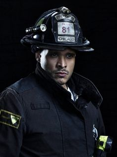 Chicago Fire: Cruz  |  Shared by LION