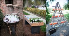 18 Outdoor Bar DIYs That Will Make Every Happy Hour A Patio Party | Diply