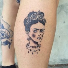 frida tattoo inspiration