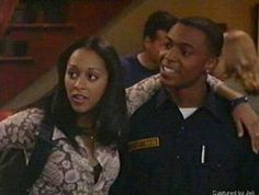 Tia and Tyreke❤ Best Tv Couples, Movie Couples, Sisters Tv Show, Veronica And Logan, Spencer And Toby, Imagine Song, Tia And Tamera Mowry, Black Tv Shows