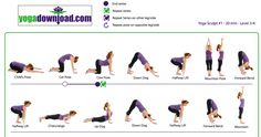 yoga poses names - Google Search