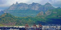 Le Pouce Mountain, Mauritius - 2015