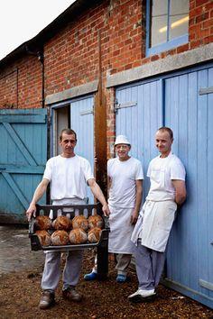 Alun Callender photography - Long Crichel Bakery
