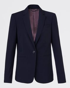 London Fit Gabardine Jacket