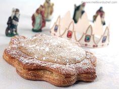 Galette des rois à la frangipane et craquelin - Meilleur du Chef