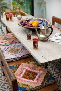 Daydreaming of a Moroccan tea party...
