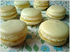 food4fun - Cukrárska výzva č. 3: Macarons (makrónky)