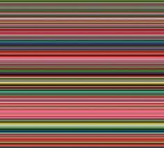 Gerhard Richter Strip, 2011  187 x 207 cm