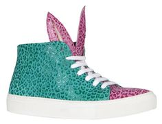 Discover the playful Minna Parikka shoes, including the famous bunny sneakers! How To Make Shoes, Shoe Shop, Marni, Converse Chuck Taylor, Fashion Shoes, High Top Sneakers, Bunny, Shop My, Footwear