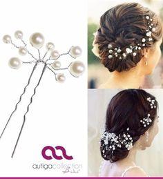 Haarnadel-11-Perlen-Hochzeit-Braut-Perlenhaarnadel-Haarschmuck-Kommunion