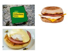 Its so simple its stupid. Eggs Benedict? #McDonalds #food #fastfood #delicious #eating #happymeal