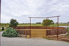 Specializing in Farm and Ranch Properties in North Texas Horse Paddock, Horse Arena, Barn Stalls, Horse Stalls, Round Pens For Horses, Horse Round Pen, Cattle Corrals, Horse Barn Plans, Barns Sheds