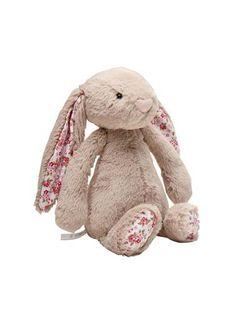 Toys   Blossom Bashful Bunny - Jelly Cats   Seed Heritage