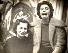 Grace Hartigan and Helen Frankenthaler