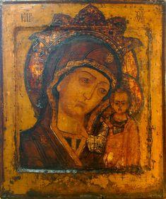 Древние иконы Божией матери Казанской - Поиск в Google