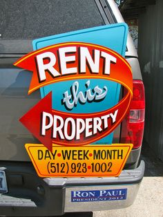 Rent This Space