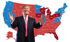 Do You Live in One of These 10 States That Voted For Hillary Clinton? Chances Are...Your State Is Dying