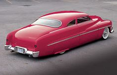 Hot Rod Cars: 1951 mercury coupe hod rods wallpapers