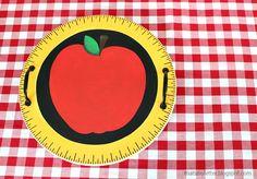 diy apple wood tray