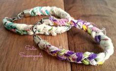 Anthropologie Boho Braided Bracelet | AllFreeJewelryMaking.com