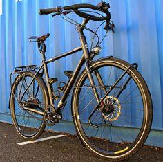 Co-motion bike