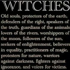 I am a witch