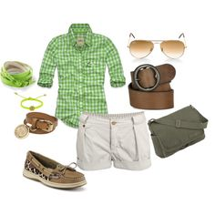 Summer Class, created by melisst on Polyvore