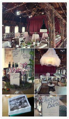 Enchanted wedding idea