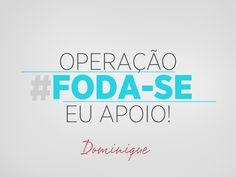 frases, foda-se, dominique, mulheres,