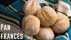 Peruvian Bread Recipe, Peruvian Recipes, Pan Frances Recipe, Bread And Pastries, Dessert Bread, Bread Recipes, Sandwiches, Appetizers, Yummy Food