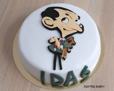 Mr. Bean cake