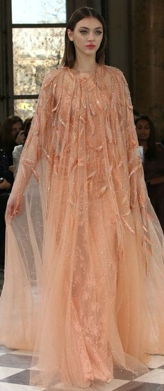Georges Hobeika Couture Spring-Summer 2016