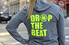 Drop the Beat Soul Cycle Tee