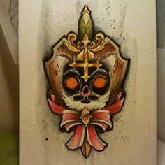 tattoo flash.