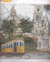 Gallery.ru / Фото #183 - melhor de Portugal em ponto de cruz - Ulrike