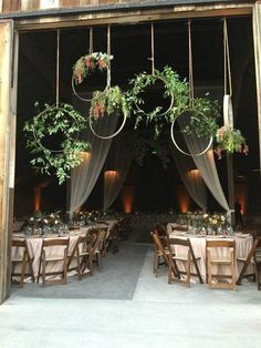 Wedding table decoration - wine barrel flower hoops that our florist for the entrance . Wedding table decoration - wine barrel floral hoops our florist has created for the entrance to our barn wedding. Wedding Reception Entrance, Wedding Table, Rustic Wedding, Wedding Ideas, Wedding Venues, Wedding Backdrops, Wedding Backyard, Ceremony Backdrop, Outdoor Ceremony
