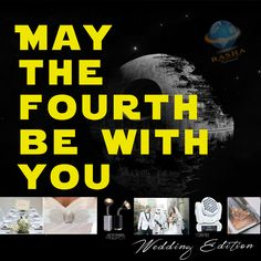 May the fourth be with all of you guys!  http://www.rashaprofessional.com  #rashaprofessional #rasha #light #color #RGBA #stage #lighting #events #lights #concerts #theater #letslightupyourworld #led #uplights #dj #party #clubs #architecture #landscape #music  #wedding #weddingwednesday #bride #groom #StarWarsDay #Maythe4thBeWithYou