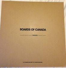 Boards of Canada - RSD Promo Record XXXXXX