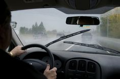 Driving through the rain can be very dangerous without knowing how to properly handle concerns like wet roads and low visibility.    But following these five driving tips can help you navigate even the stormiest of streets.