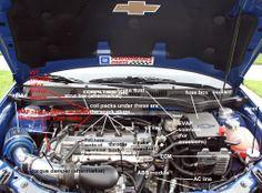 2007 chevy cobalt engine diagram Chevy Cobalt fuse box